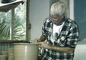 throwing technique pottery lessons